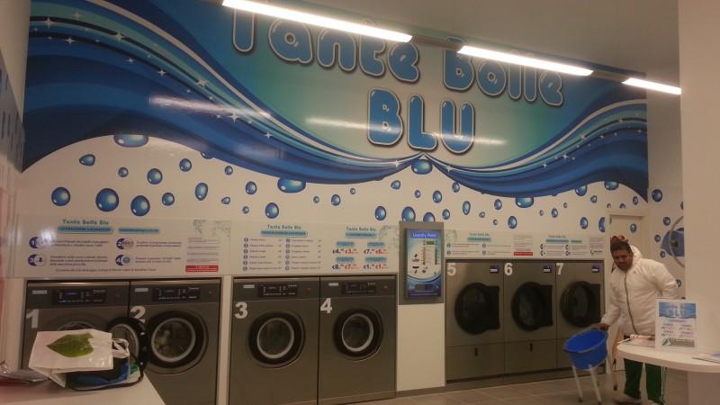 Installazione lavanderia a gettoni assistenza lavanderia for Lavanderia self service catania