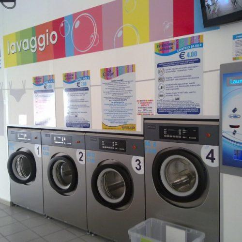 Assistenza lavanderia self service