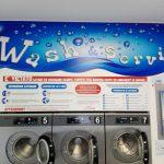 Installazione della lavanderia self service wash service Terlizzi